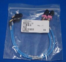 2 Corning Gilbert Smb Rf Microwave Gppo Bnc Coax Connector Cable To 6 Ghz