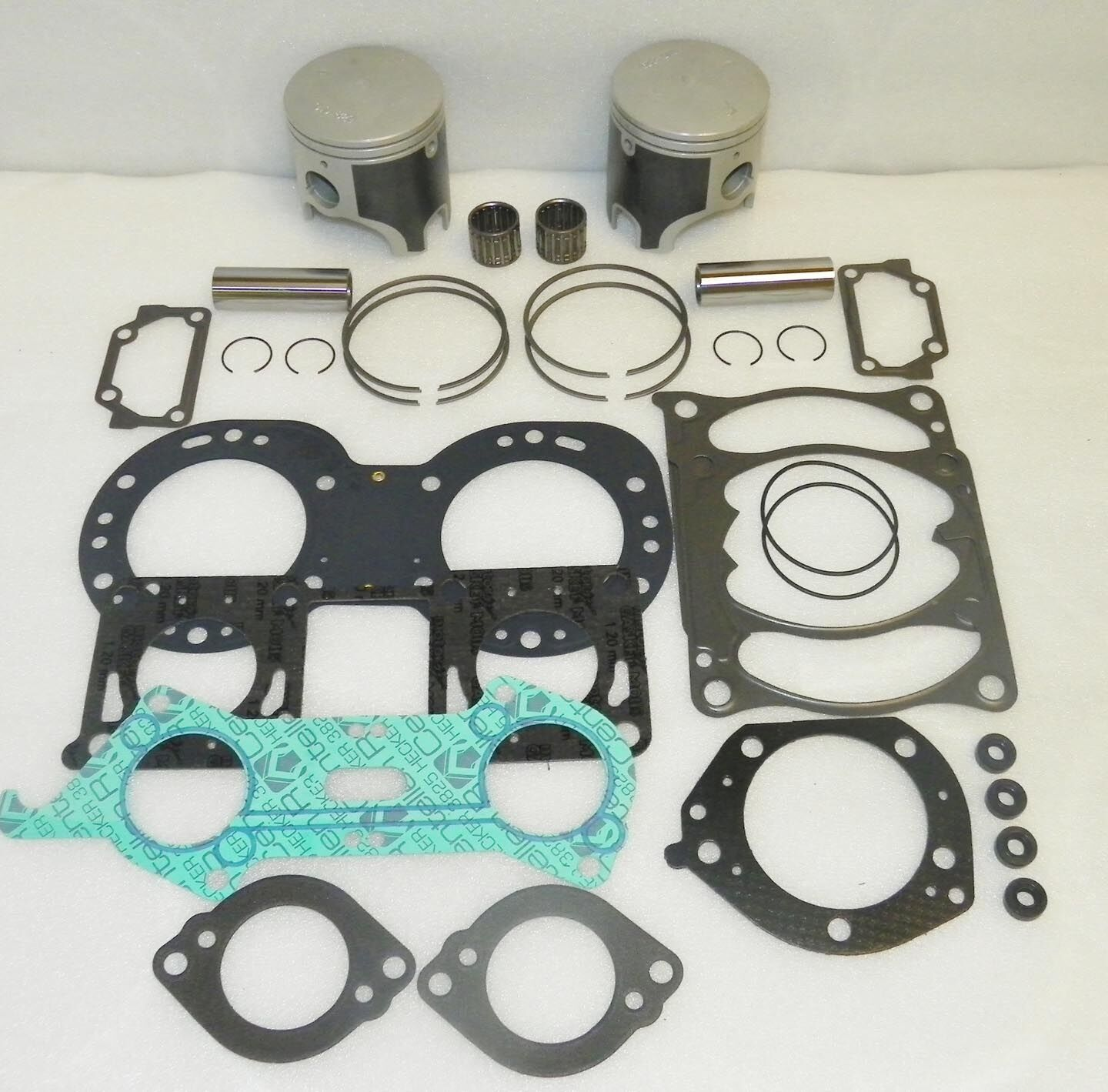 Top End Rebuild Set 800 1.0 Yamaha 800 Set GP800 XLT800 Wsm Platinum 010-828-14P 18dc38