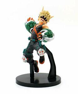 Details About My Hero Academia The Amazing Heroes Vol 3 Katsuki Bakugou Figure Anime No Box