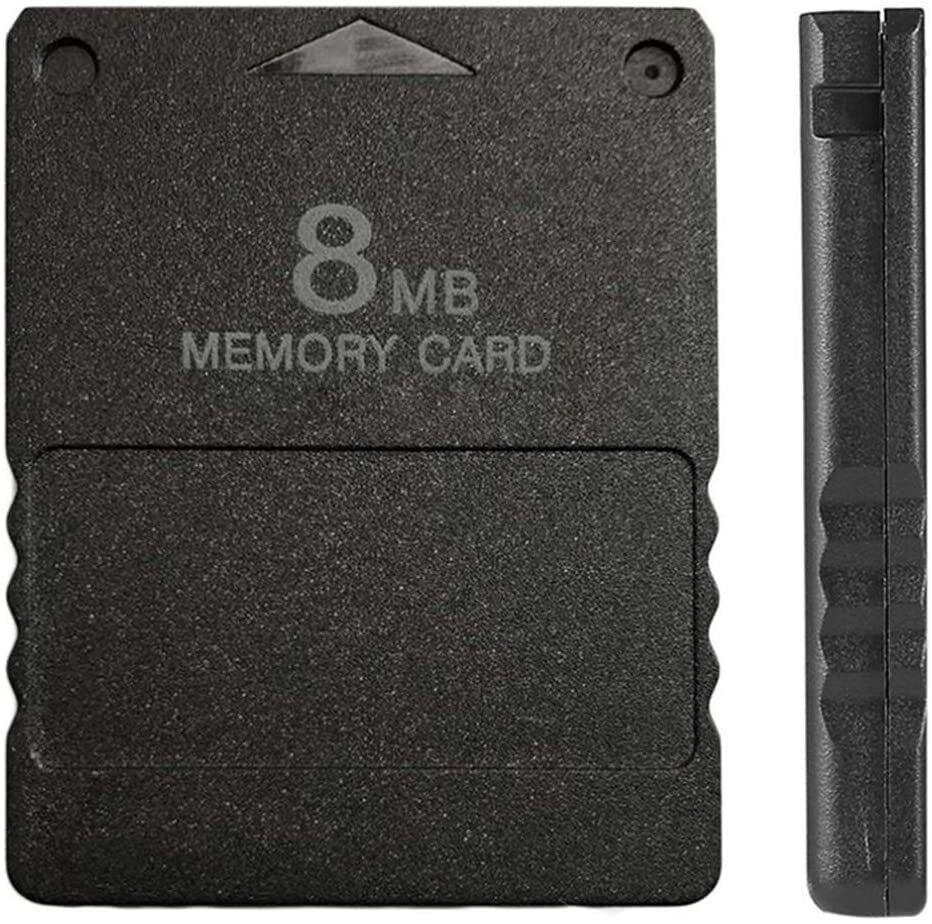 Playstation 2 Memory Card 8MB - Fast Free Post - PS2 Memory Card