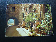 FRANCE - carte postale 1975 en provence vielle rue (cy62) french