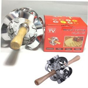 Fast-Revolving-Donut-Cutter-Maker-Mould-Molding-Machines-Safety-Convenience-HY