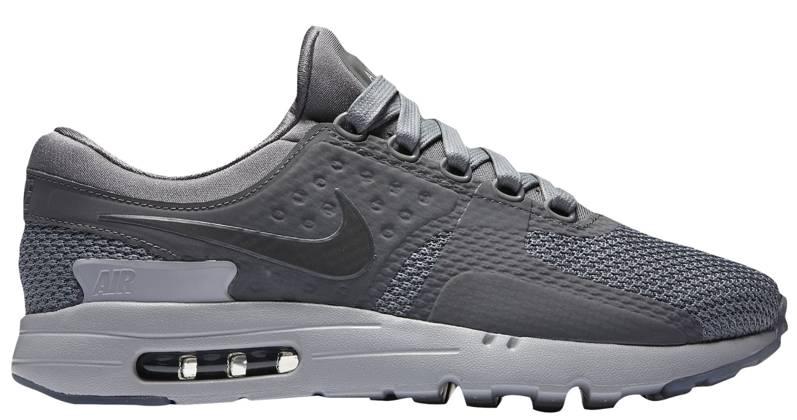 NEW homme chaussures Nike Air Max Zero chaussures homme Baskets Taille: 6 Color: Gray f7221b