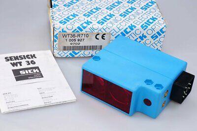 1 005 927 Sick Lichttaster WT 36-R710