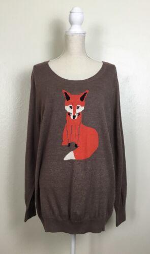 Sweater Langærmet Out Top Fox Strik Navy Sold Old Lette 6qwUz67x