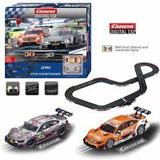 Carrera RC DTM Countdown 1/32 Digital Slot Car Set AMG Mercedes C-Coupe / BMW M4