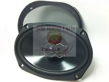6X9 Car Speakers: Rear Panel SHALLOW THIN MOUNT 2-way 150w 4ohm 69T-RPL