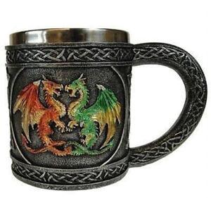 Nemesis-Now-Guardians-Embrace-Dragon-Tankard-Cup-Fantasy-Gift