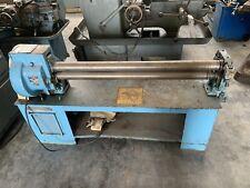 Pexto Peck Stow Amp Wilcox 3418 F Powered Slip Roll 3x48 16 Gauge Capacity
