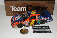 2002 Terry Labonte 5 Kellogg's Brand 1/24 Scale Owners Series Bank Diecast