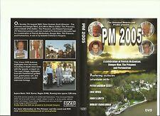 The Prisoner Patrick McGoohan Portmeirion Danger Man PM2005 Event 2-hour DVD