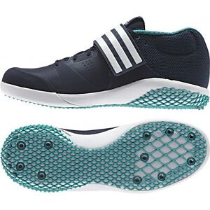 Details about NEW Adidas Adizero Javelin 2 Field Event Spikes Navy Blue AF5646 Mens sz 15