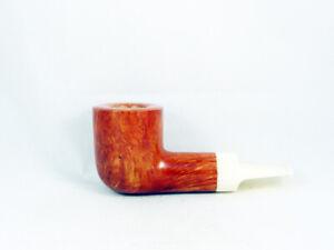 PIPA IN RADICA VOLKAN Alberto Paronelli Reverse calabash pipa pfeife