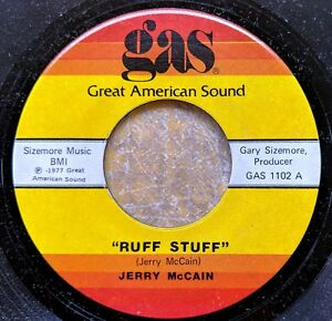ALABAMA-BLUES-HARMONICA-45-JERRY-McCAIN-Ruff-Stuff-What-About-You-GAS-1102