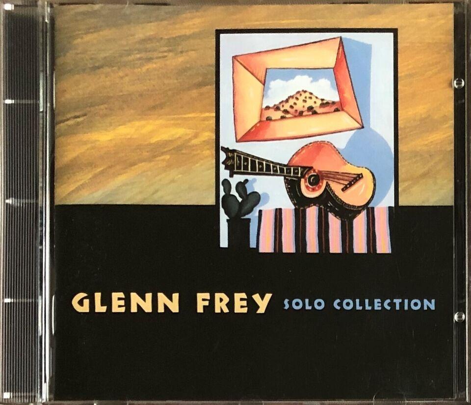 Glen Frey: Solo Collection, rock