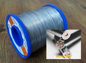 3m-0-5mm-Tin-Lead-60-40-Multicored-Flux-Solder-Soldering-Wire