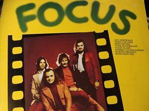 FOCUS -  FOCUS - POLYDOR VINYL LP