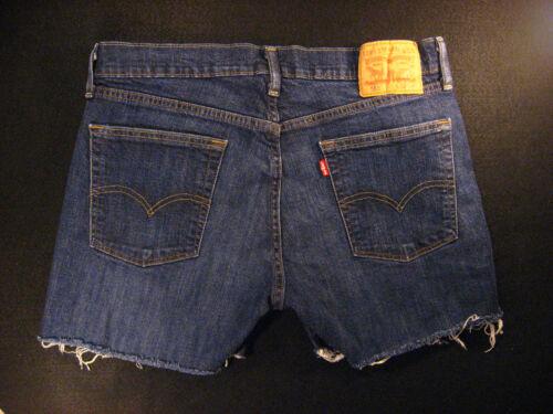 Cutoff 32 Cut Jean misura Red 559 Levis Relax Off Tab Shorts W Fit 5FxOq0