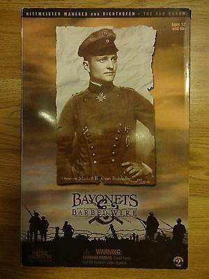 Rittmeister Manfred von Richthofen Bayonets and Barbed Wire Figurine