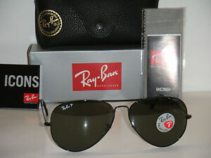 ray ban aviator large polarized  Ray Ban Aviator Polarized