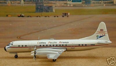 Cathay Pacific L-188A (VR-HFO), lim. 360  RARE