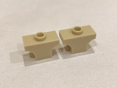 12x LEGO TAN PLATE BRICKS 2x6 P//N 3795 NEW BB1B