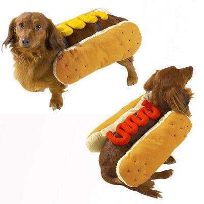 Dog Halloween Costume Hot Diggity Dog Pet Costumes XS XXL | EBay