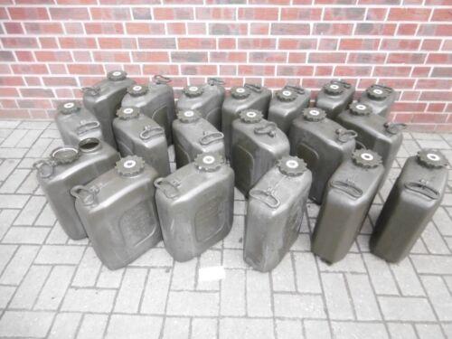 7 xkanister plastique bidons 20 L bidons d/'eau Extérieur Tente Camping EX BW wka1