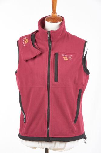 Hardwear vent Baie Gilet Rouge 8 Montagne Polaire Femmes Coupe 7Rwq5Pq
