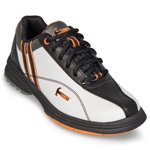 Hammer Vixen Negro blancoo Naranja Mujer Intercambiables Zapatos de Bolos