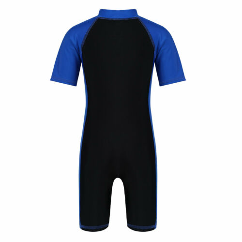 Boys Girls Swimwear Beachwear Rash Guard Bathing Suit Surfing Diving Costumes