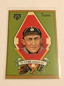 2011-Topps-Baseball-CMG-Reprints-CMGR-29-Ty-Cobb-Detroit-Tigers