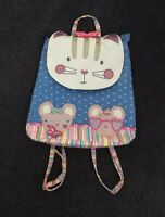 Accessorize Angels Girls Cat Backpack