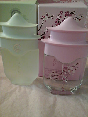 AVON Haiku & Haiku Kyoto Flower Eau de Parfum Spray 1.7 oz - TWO!!!