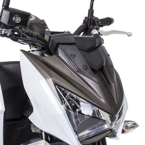 Universal Motorrad Premium Folie Carbonfolie 3D 75x100cm Motea