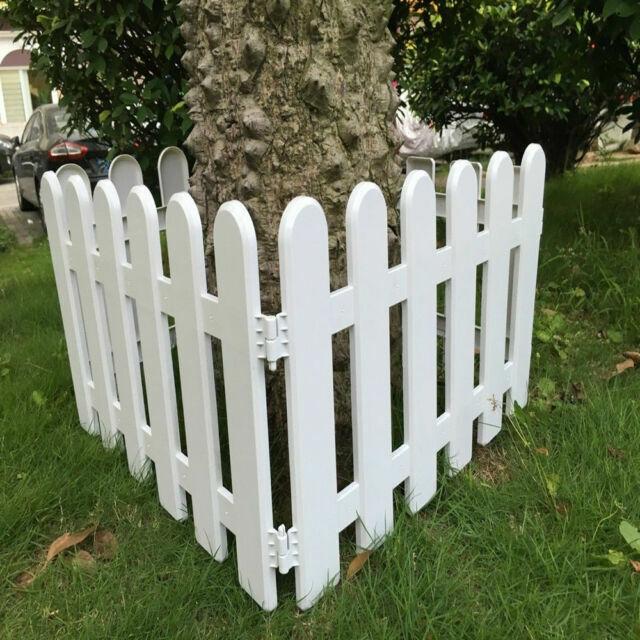Pile Decorative Fence Edging Border