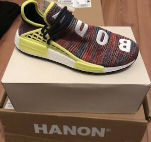 Adidas X Pharrell Williams HU NMD MultiUK 8