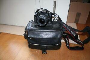 Appareil-Photo-Canon-EOS-450D-Reflex-Numerique-Objectif-18-55-400d-500d-600d