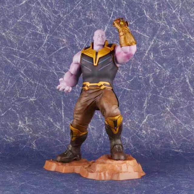 Anime Avengers Infinity War Thanos ArtFx+ 1/10 Scale Statue Figure New No Box