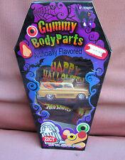 Hot Wheels  CUSTOM '64 GMC PANEL in Halloween Candy Box!!!