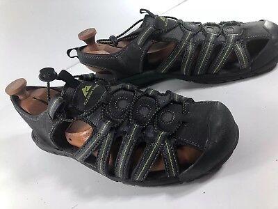 Ozark Trail US <b>Shoe</b> Size 11 Men Closed Toe Sandal Slip On ...
