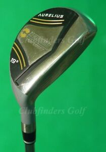 Image Is Loading Aurelius Centurion 19 Hybrid Stepped Steel Stiff