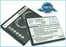 3.7 V Batteria per Samsung Wave 578, yp-g1c / xshs, Galaxy Txt, NEXT POP 551, Galaxy