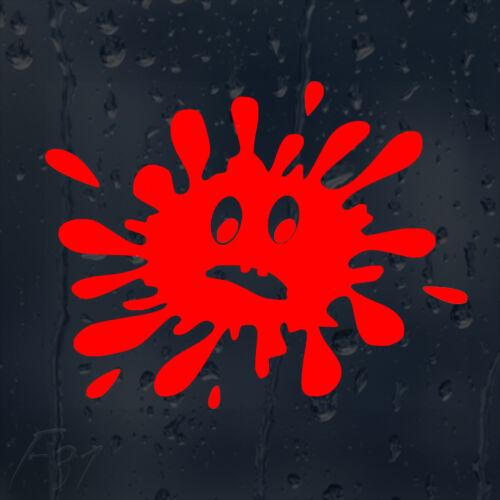 Paintball Spot Macchia blotch o sfocatura Finestrini Auto Pannello Paraurti Decalcomania Adesivo Vinile