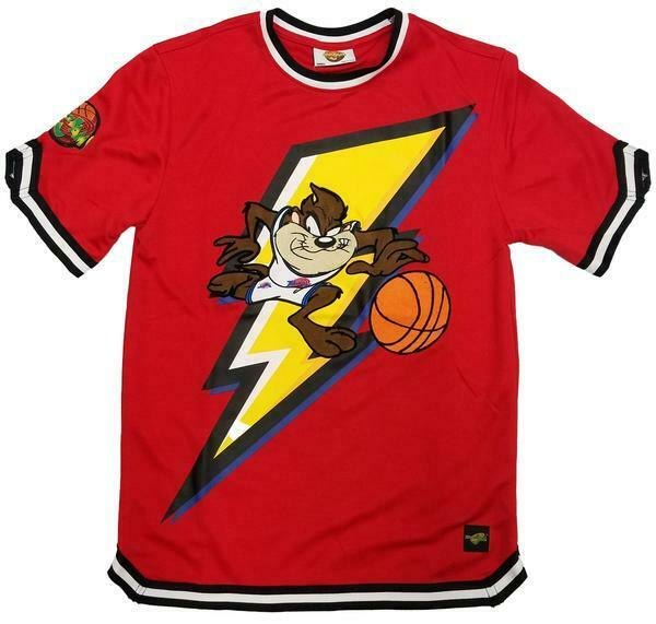 Freeze Max rot Taz Energy Shooter Jersey Tee