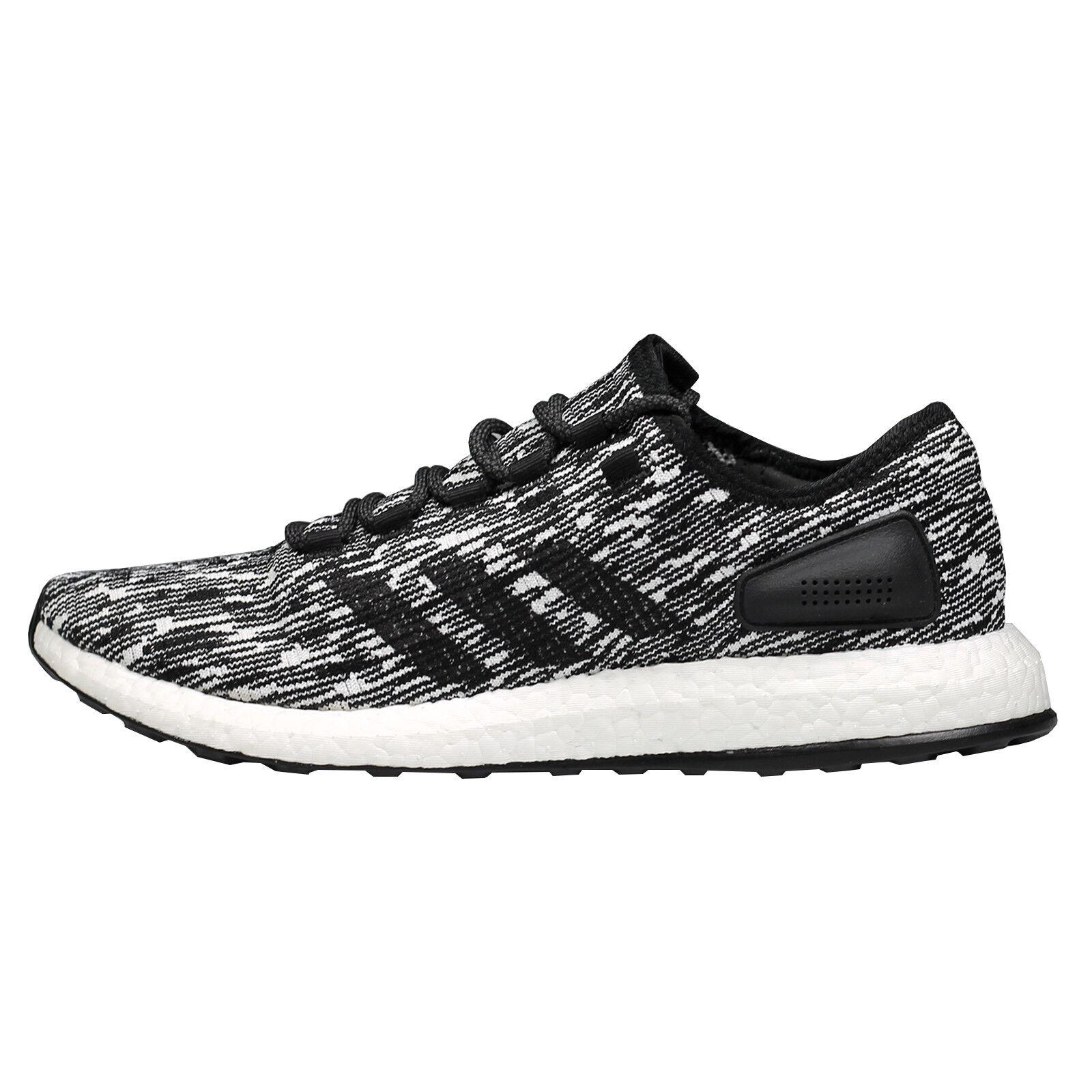 Ανδρικά αθλητικά παπούτσια Adidas PureBOOST Αθλητικά παπούτσια BB6280 - μαύρο, Ξ»Ξ΅Ο…ΞΊΟŒ (ΝΕΑ) Λίστα @ $ 180
