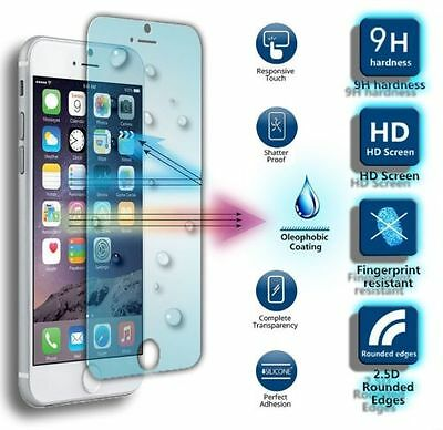 Explosion Proof Tempered GLASS Screen Protector LCD Case Cover for Mobile Phones