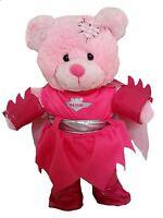 Batgirl Pink Bat Girl Super Hero Halloween Fits 14-17 (38cm-41cm) Build A Bear