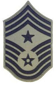 Lot-of-20-Air-Force-Command-Chief-Master-Sergeant-Rank-Chevron-ABU-Patches-Male
