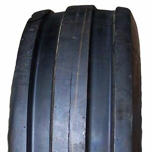 Details about 7 50-16 750-16 7 50x16 750x16 F-2 Tri 3 Rib Front Tractor  Tire 8ply Tube-Less K9